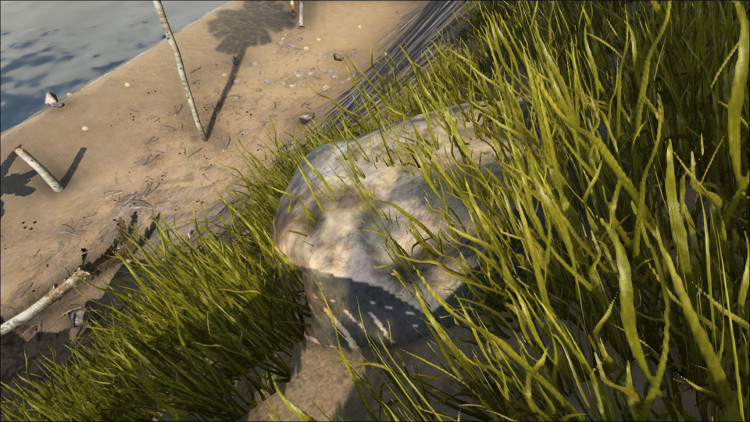 Even the small Metal Rocks in Ark can yield a surprising amount of Metal Ore.