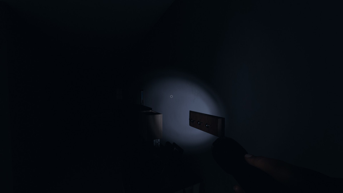 The Flashlight in Phasmophobia is a basic light source and will flicker as a warning if the ghost is hunting.