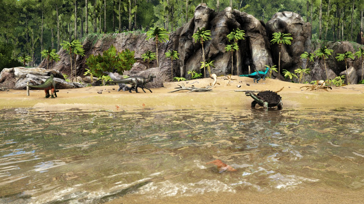 Complete listing of Creature Class Names for Ark Survival Evolved.