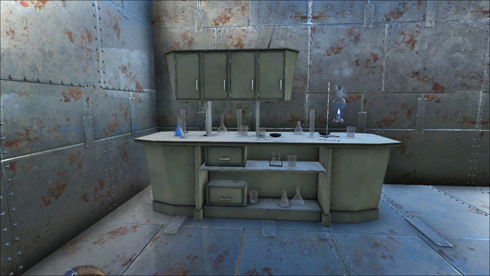 The Chemistry Bench crafts the same items as the Mortar & Pestle plus a few additional items. It is the fastest and most efficient way to craft these items in Ark.