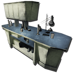 The Chemistry Bench in Ark is used to create advanced materials and items. It is also good for bulk crafting.