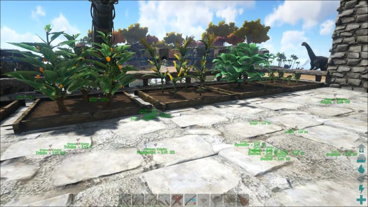 Farming Ark Survival Evolved
