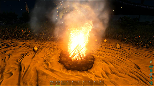 Getting a good supply of both food and water in Ark Survival Evolved is the first step to survival.
