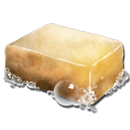 Soap in Ark is used to remove dyes from Items and Structures. It is made in the cooking pot.