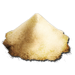 Sand is a common resource used in crafting in Ark Scorched Earth.