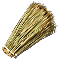 Thatch is one of the basic resources found in Ark, and it  is used in the crafting of many items in Ark. It can be harvested from trees.