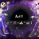 Complete list of Haunters from Ghost Master Act 1 including their powers and purchase prices.